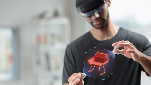 creating with hololens2