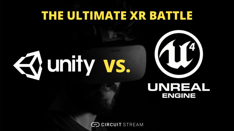 Unreal vs Unity