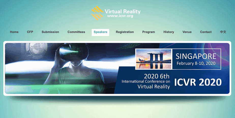 International Virtual Reality