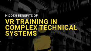 VR Training in Complex Technical Systems - blog header