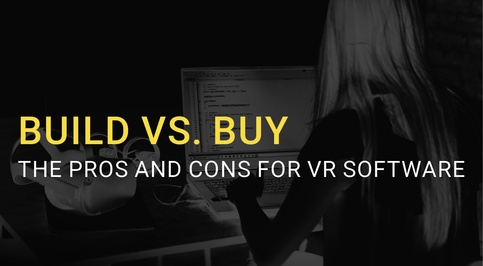 Build vs. Buy blog header