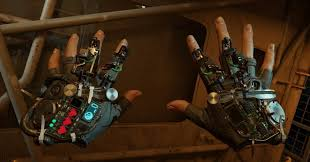 Alyx Hand Tracking