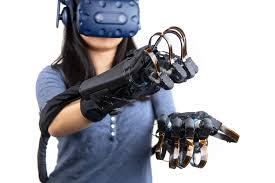 haptic gloves circuit Stream